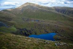 Ben Klibreck & Loch an Fhuarain