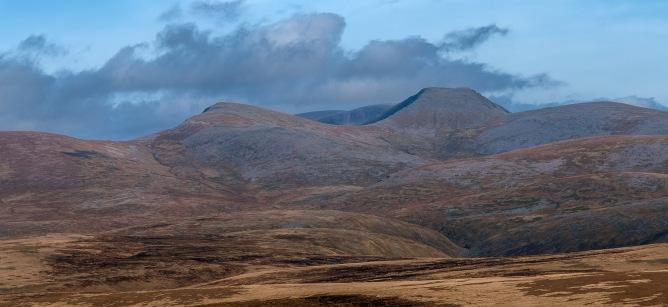 The Angel's Peak & Cairn Toul