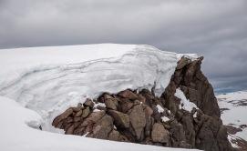 The summit of Braeriach