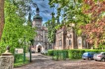 Iłowa: a former palace