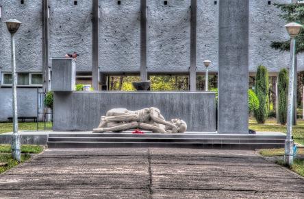 Żagań: The memorial of Allied PoWs' martyrdom