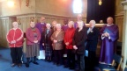Station Mass in Lossiemouth