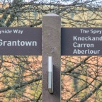 The Speyside Way: Grantown to Ballindalloch