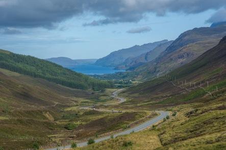 Kinlochewe & Loch Maree