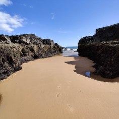North end of Forvie Beach